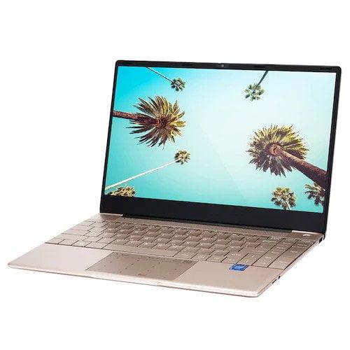 كمبيوتر محمول KUU K2 مع شاشة IPS مقاس 14.1 بوصة و Intel Celeron J4115 و Windows 10.