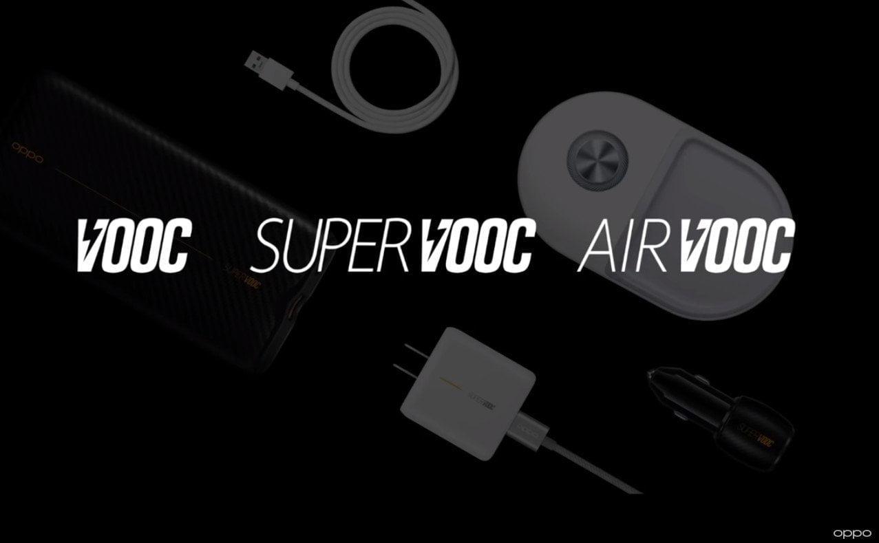 OPPO présente la nouvelle technologie de charge rapide de 125 watts.