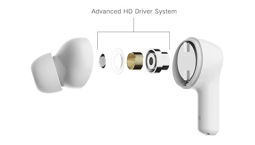 Hedra MOECEN Choice Earbuds X1 Driver