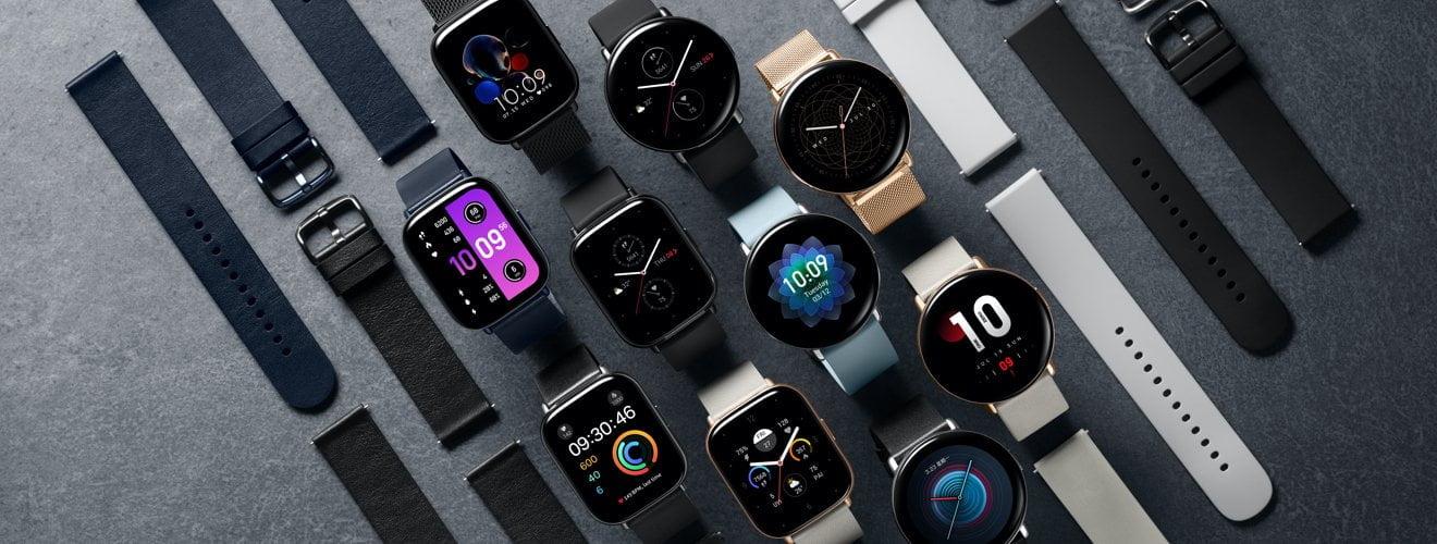 Zepp E Smartwatch van Huami.