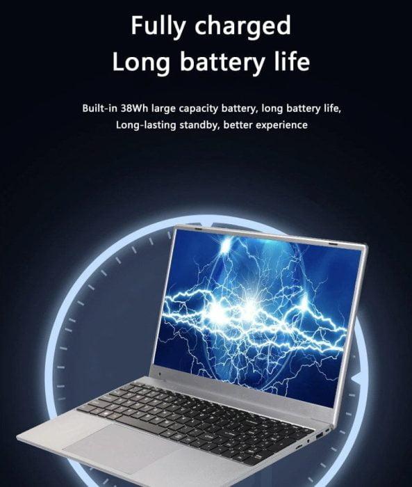 Bateria KUU G2 Gaming Notebook 38Wh