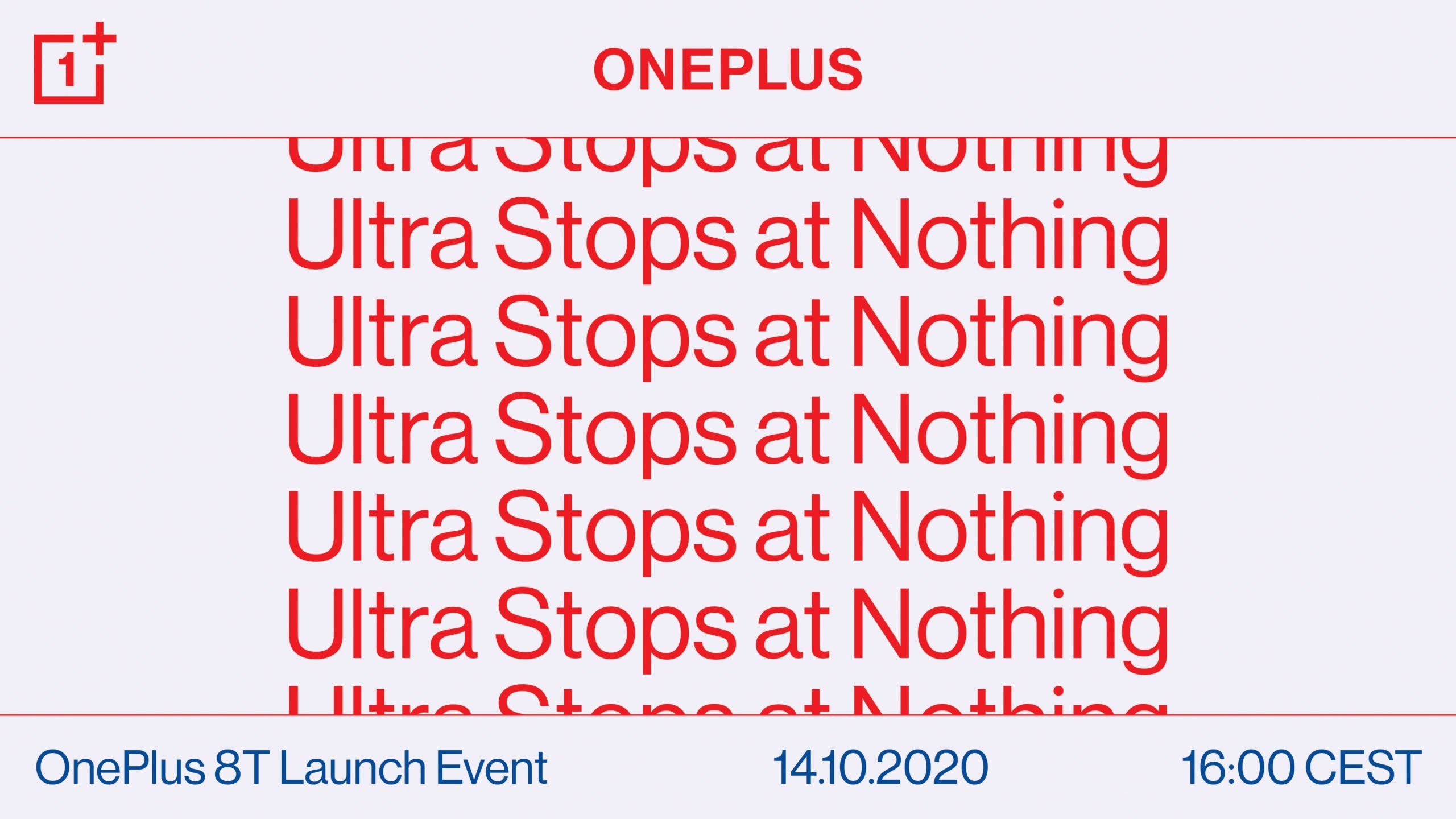Lançamento do smartphone OnePlus 8T