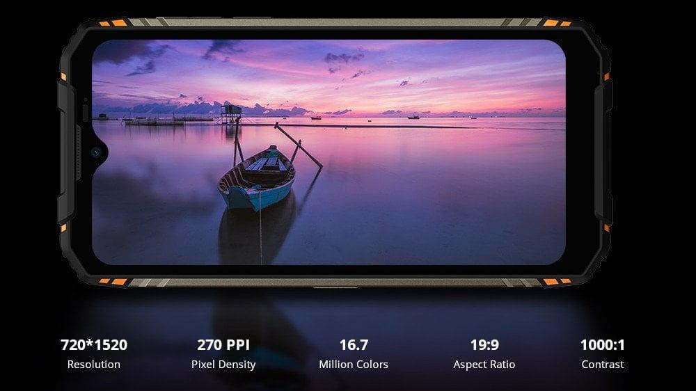 DOOGEE S96 Pro HD IPS ekran