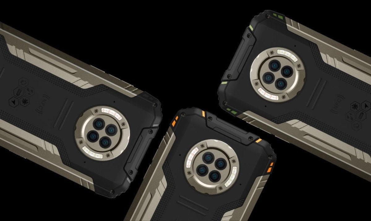 DOOGEE S96 Pro Dayanıklı Akıllı Telefon