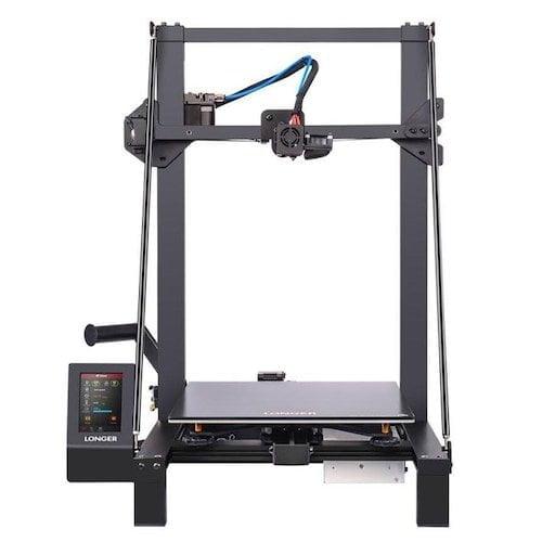 Longer LK5 Pro 4.3-inch Touch Screen Control 300 * 300 * 400mm FDM 3D Printer