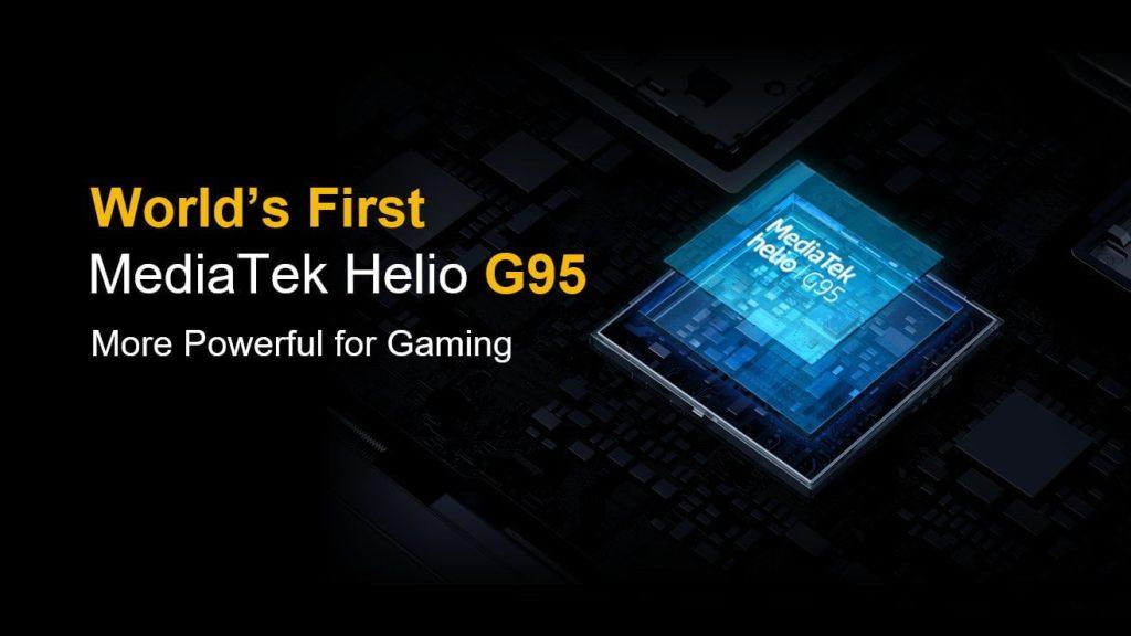 Realme 7 MediaTek Helio G95