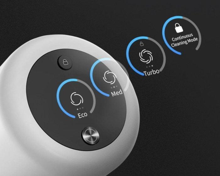 Écran LED Dreame V10 Pro