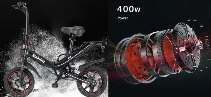 Niubility B14 400W Elektromotor