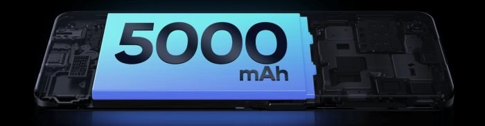 Bateria Realme 7 5G 5000 mAh