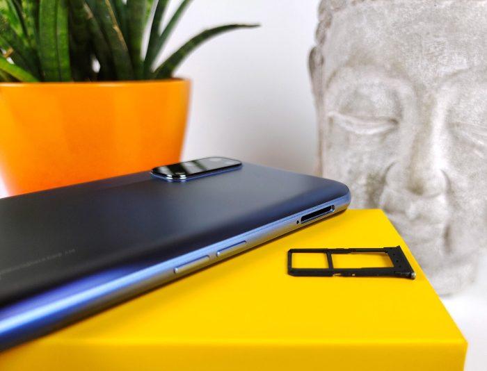 Realme 7 5G SIM-Slot