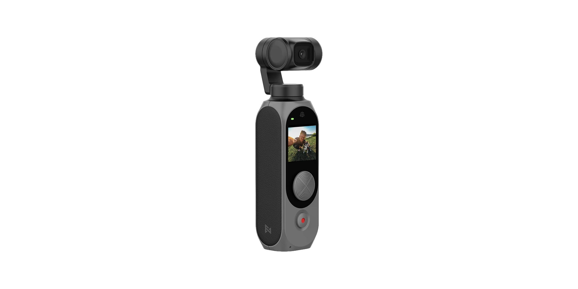 FIMI PALM 2 FPV Gimbal Camera Upgraded 4K 100Mbps WiFi Stabilizer 308 min Battery Life Noise Reduction MIC Face Detection Smart Track