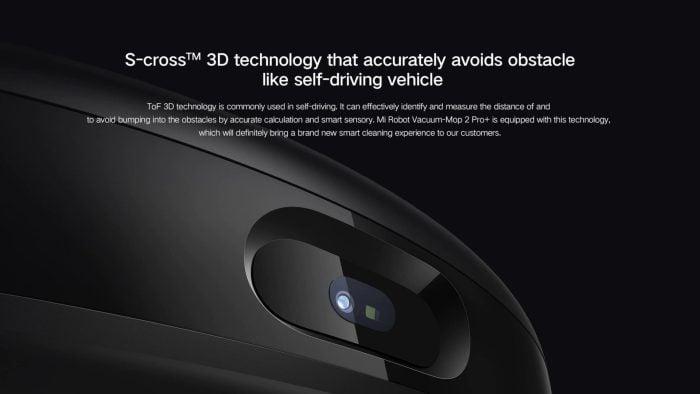 Système de caméra 3D ToF avec VSLAM