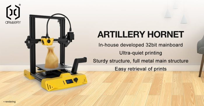 Impressora 3D Artillery Hornet