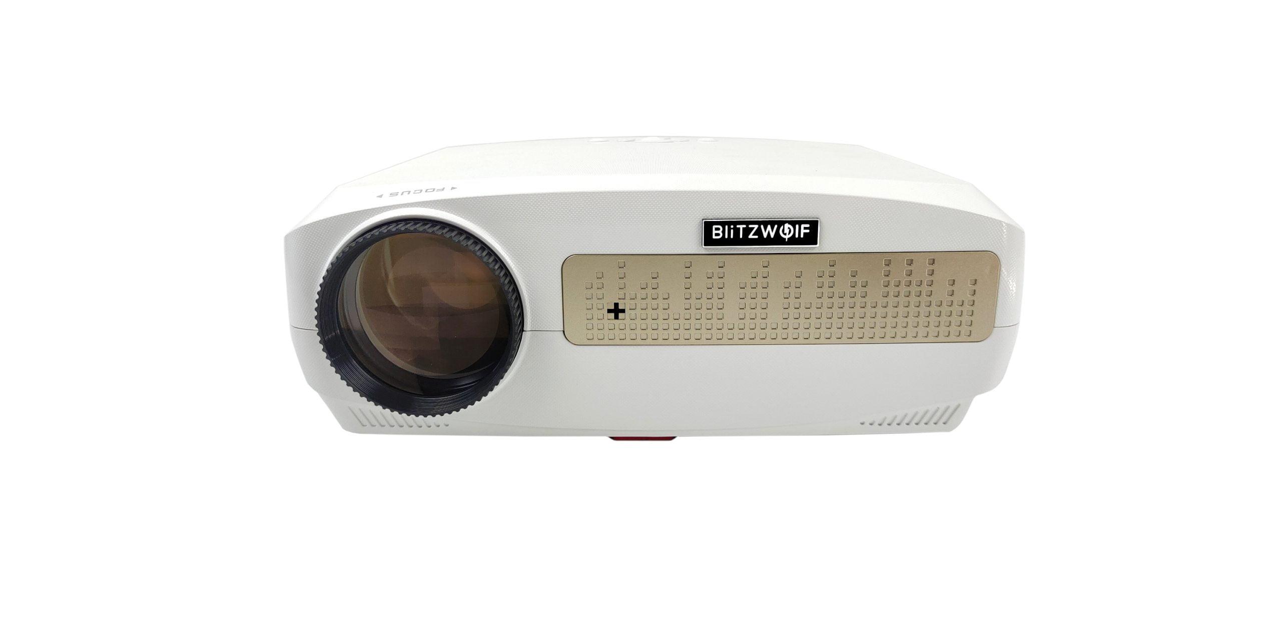 Przegląd raportu z testu projektora projektora BlitzWolf BW-VP9