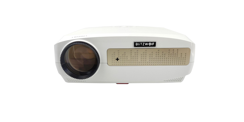 BlitzWolf BW-VP9 Test – Nativer 1080p Beamer mit Android