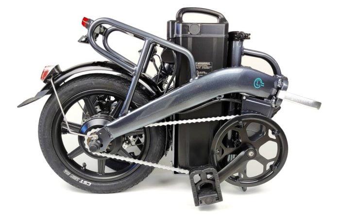 E-bike FIIDO L3 dobrada (1)