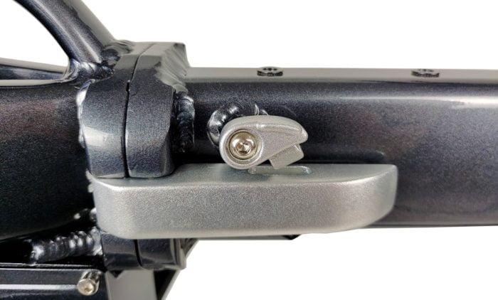 Quadro de mecanismo dobrável de e-bike FIIDO L3