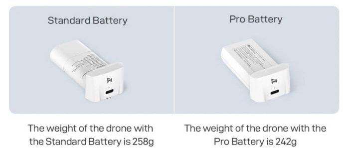 Bateria FIMI X8 Mini Standard e Pro
