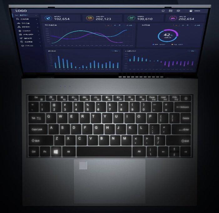 Notebook KUU X13 (2)