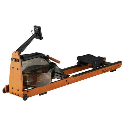 Mobifitness Pro Max Wasser Rudergerät Intelligent Rudermaschine Heimtraining APP