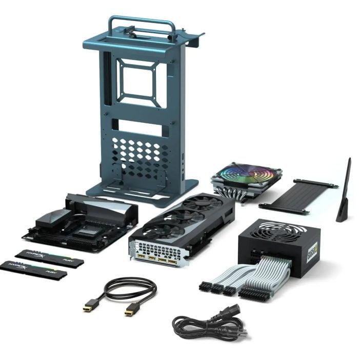 Minisforum GameMini components