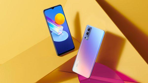 smartphone vivo Y72 5G