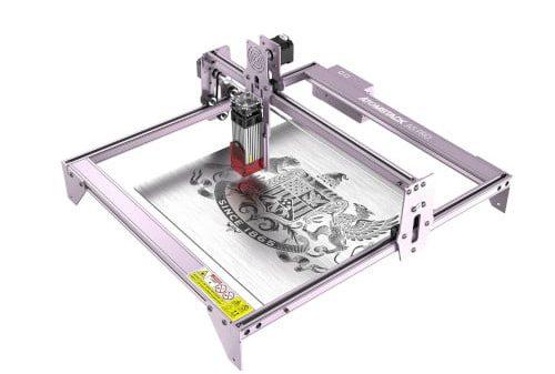 ATOMSTACK A5 PRO 40W Laser Engraving Machine Wood Cutting Design Desktop DIY Laser Engraver New Eye Protection Design Ultra-Fine Laser Focal Area