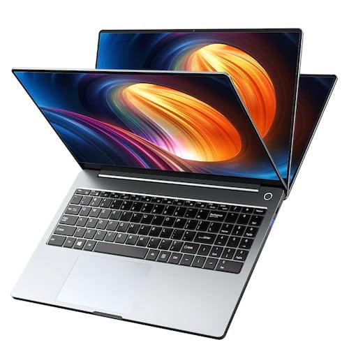 KUU Laitnin G3 AMD Ryzen 5 4600H Processor 15.6-inch 1920x1080 FHD IPS Screen All Metal Shell Office Notebook 8GB RAM 512GB SSD Windows 10 - 512GB
