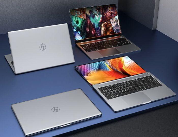 KUU Laitnin G3 Notebook folded open
