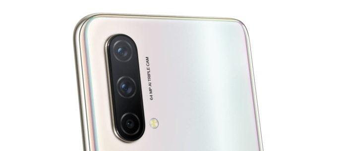 Câmera OnePlus Nord CE 5G