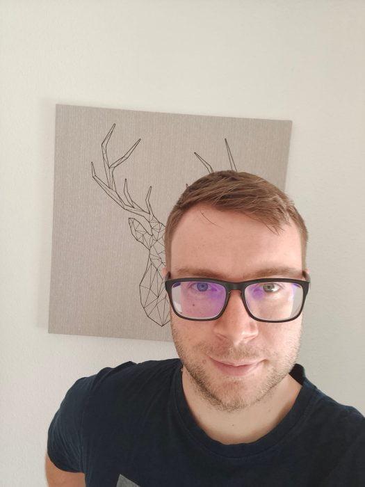 caméra frontale realme GT Selfie (1)