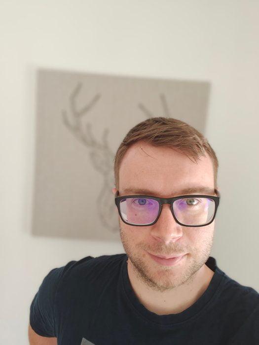caméra frontale realme GT Selfie (2)