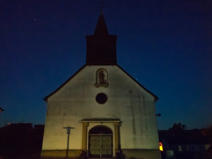 nuit caméra realme GT (1)