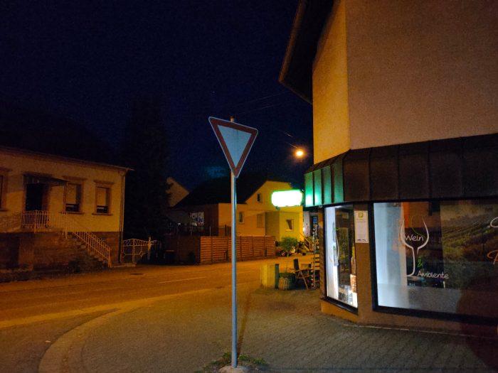 nuit caméra realme GT (5)