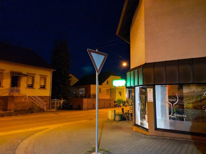 nuit caméra realme GT (6)