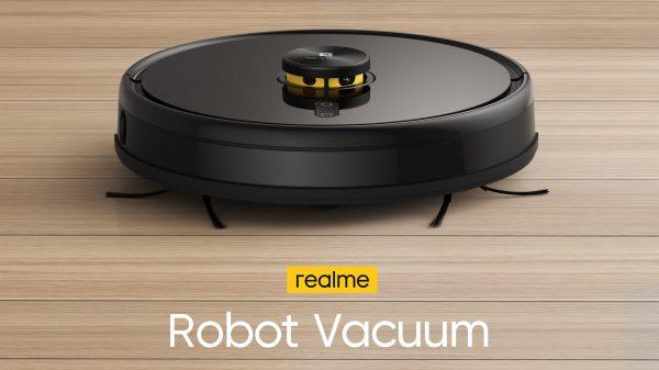 realme Saugroboter TechLife Robot Vacuum News