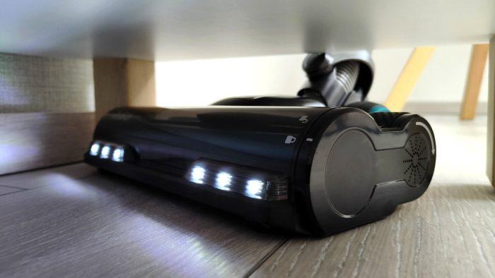 Redkey F10 Bodendüse LED