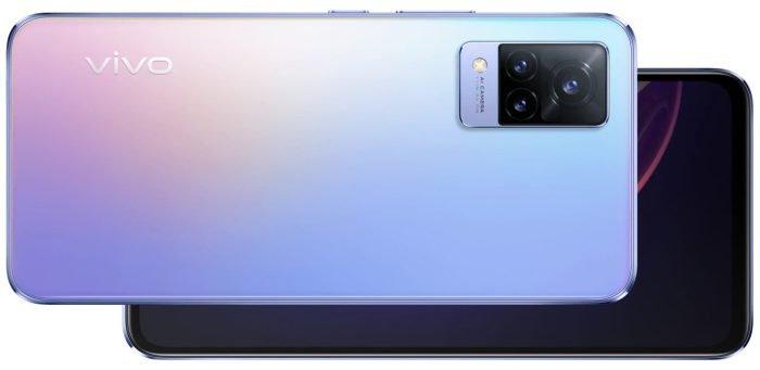 Powrót do smartfona vivo V21 5G