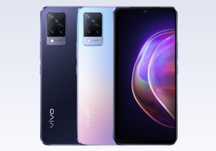 Projekt smartfona vivo V21 5G (1)