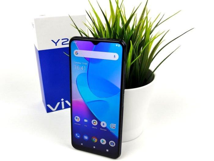 vivo Y20s-display
