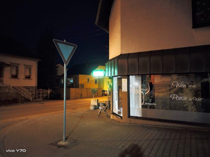 Nagrywanie w nocy Y70 w trybie nocnym (1)