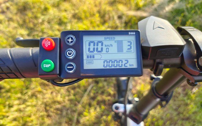 Monitor de bicicleta ADO A16