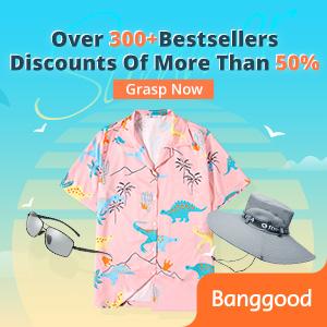 Promo d'été Banggood