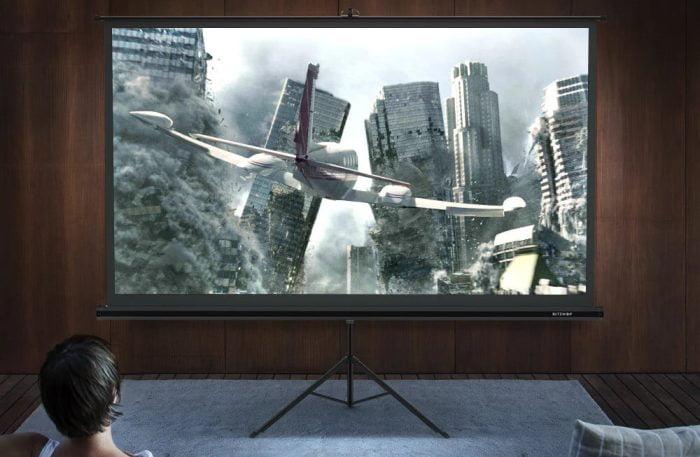 BlitzWolf BW-VS1 tripod screen