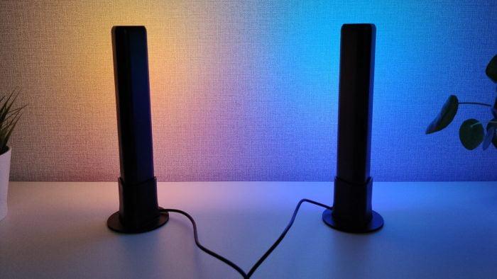Iluminação ambiente Govee Smart LED Lightbar
