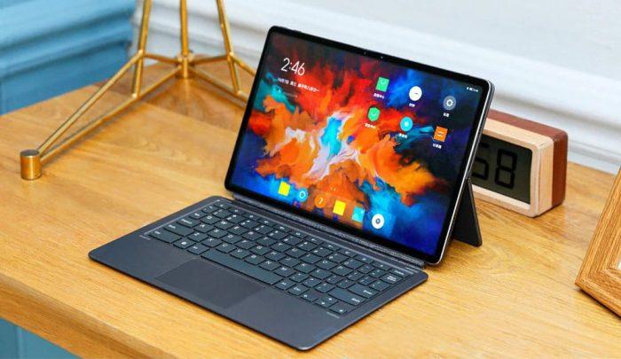 Lenovo XiaoXin Pad Pro com teclado