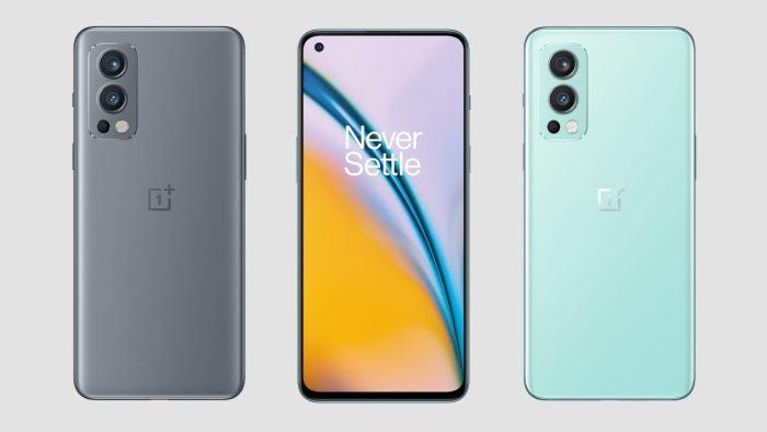 OnePlus Nord 2 5G-smartphone