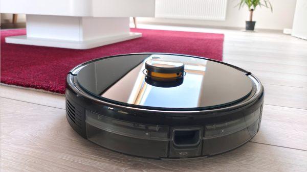 Realme TechLife Robot Vacuum Robot Hoover Header