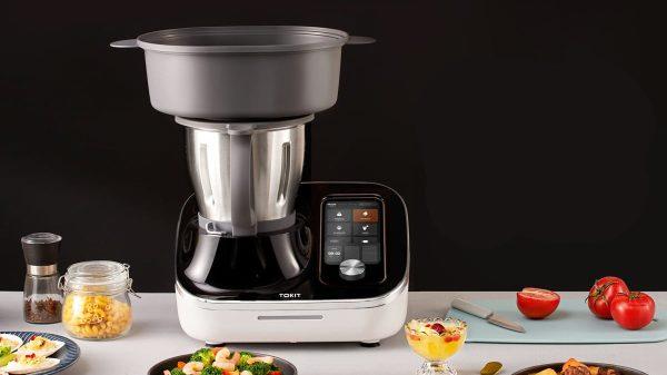 جهاز المطبخ TOKIT Omni Cook متعدد الوظائف