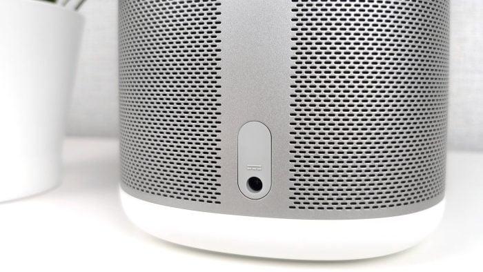 Podłączenie zasilania Mi Smart Speaker